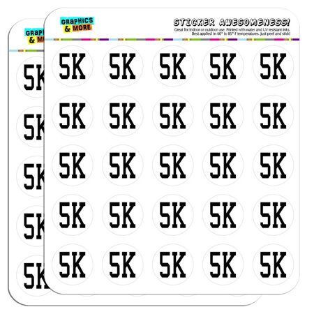 5K Running Marathon Jogging 1
