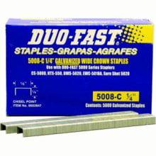 Duo Fast 5008C Staple 5M 20 Gauge 1/2