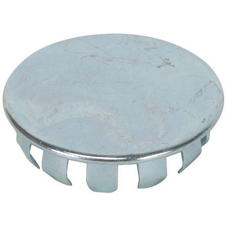 4HFU1 Hole Plug, Steel, Zinc, 1 1/2 In, PK10