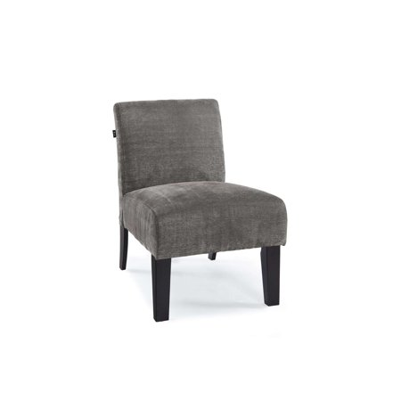 DHI Solid Deco Upholstered Accent Chair, Multiple Colors