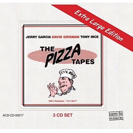 Large Walnut Vinyl (The Extra Large Pizza Tapes)