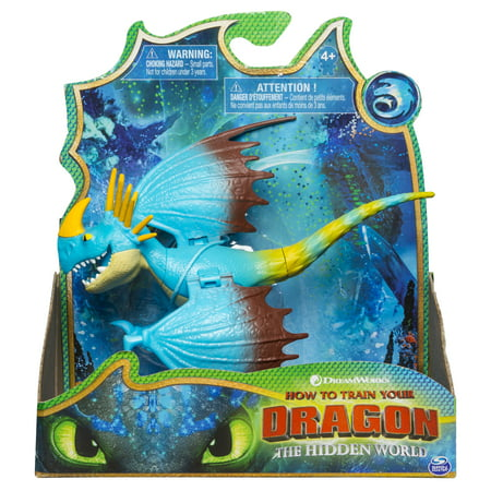 Stormfly Dragon (DreamWorks Dragons, Stormfly Dragon Figure with Moving Parts, for Kids Aged 4 and)