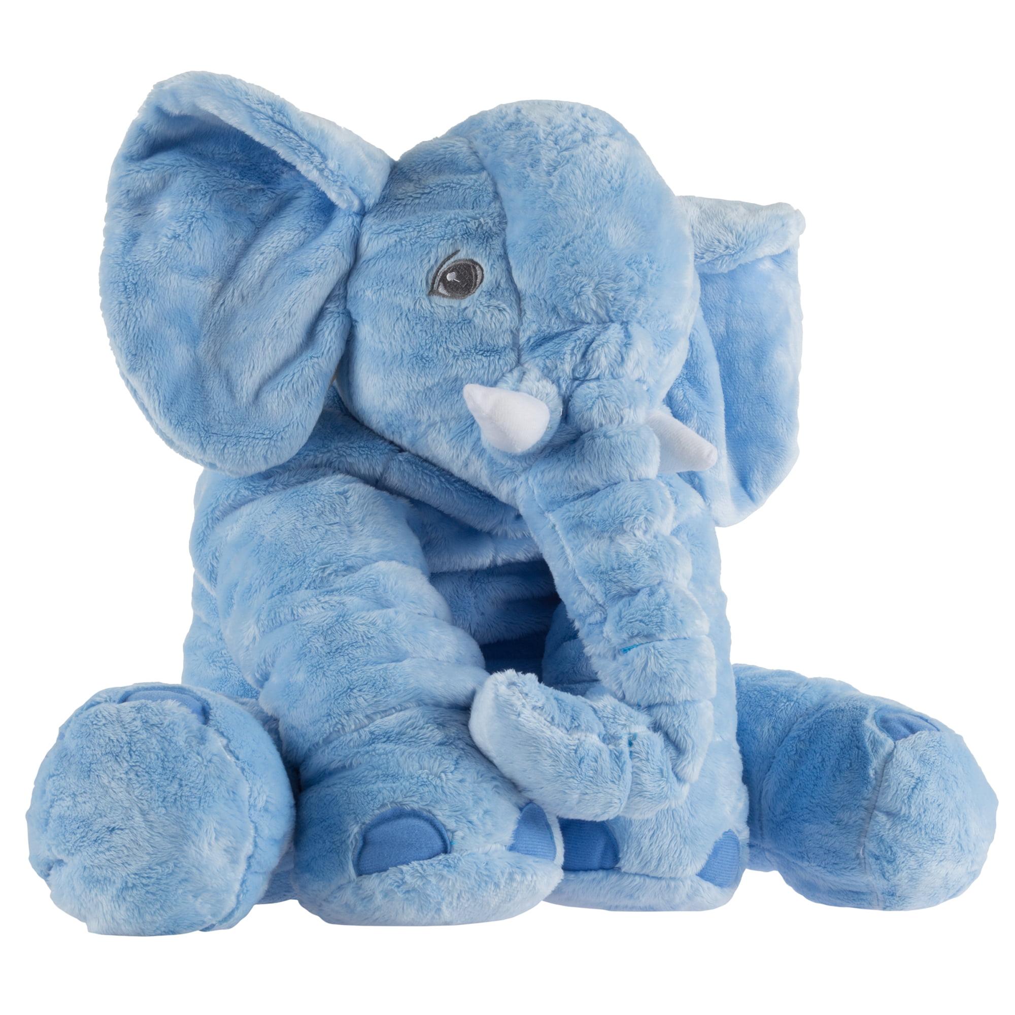 Elephant Stuffed Animal Toy Plush Soft Animal Pillow Friend For