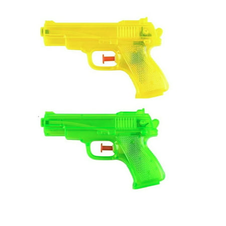 6 Inch Water Pistols - Water Guns - 2 Pack](Pirate Water Pistol)