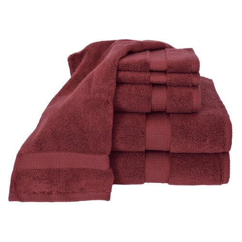 Darby Home Co Bloomberg Supima 6 Piece 100pct Cotton Towel Set