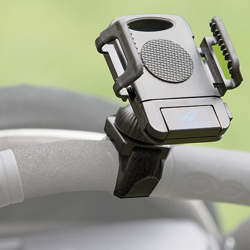 CommuteMate Cell Phone Holder for Bikes or Strollers