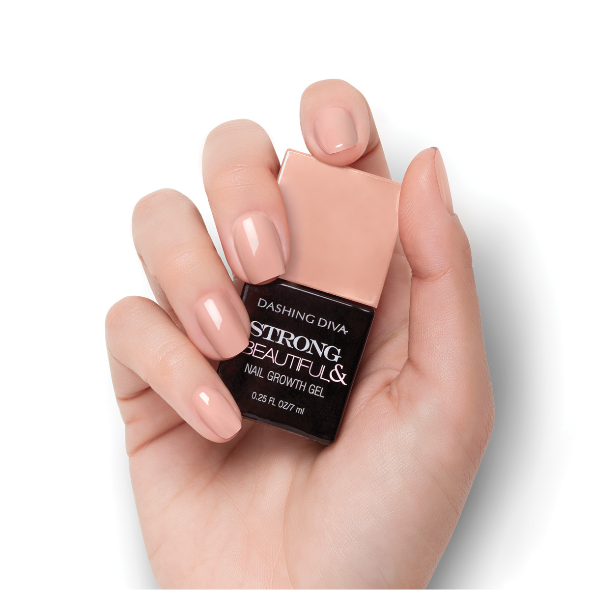 Dashing Diva Strong & Beautiful Color Gel - \