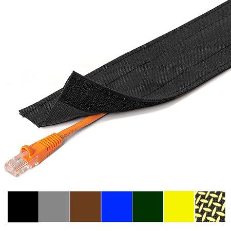 dura race carpet cord cover from 5 to 100 feet 3 4 or 5. Black Bedroom Furniture Sets. Home Design Ideas