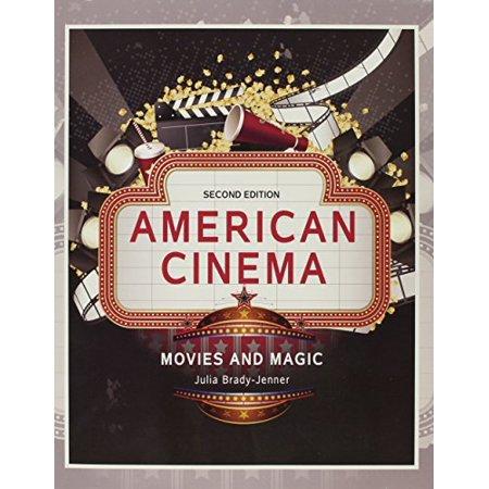 American Cinema Movies And Magic By Brady Jenner Julia