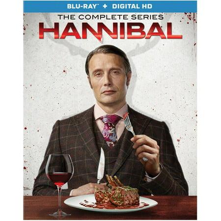 Hannibal: The Complete Series (Blu-ray) (Breaking Bad Blu Ray Box Set 1 5)