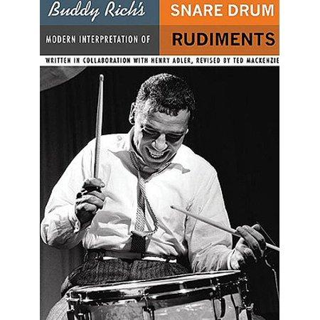 Buddy Rich's Modern Interpretation of Snare Drum - Modern Percussion