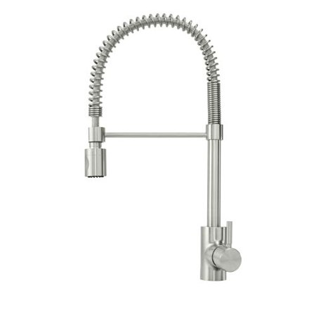 Danze DH450188 Foodie Pre-Rinse High-Arc Kitchen Faucet - Walmart.com