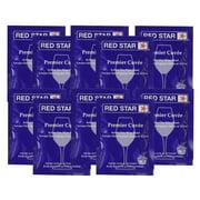 Premier Cuvee (10 Packs) Wine Yeast by Red Star