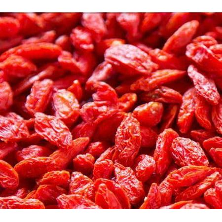 Goji Berries (Wolfberry) Raw Dried 1LB