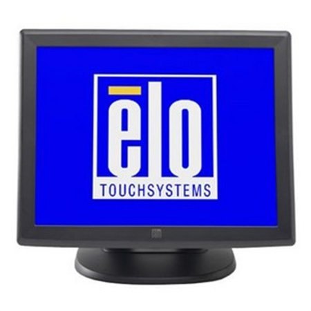 Elo 1515L Desktop Touchscreen LCD Monitor - 15-Inch - Surface Acoustic Wave - 1024 x 768 - 4:3 - Dark (Surface Top)