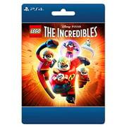 Lego The Incredibles, Warner Bros, Playstation, [Digital Download]