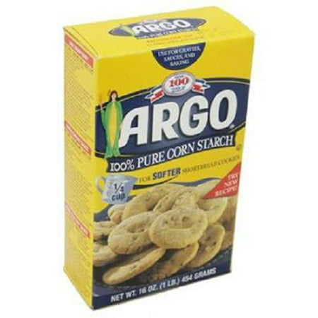 - Product Of Argo, Corn Starch, Count 1 - Cooking Starch & Baking Soda / Grab Varieties & Flavors