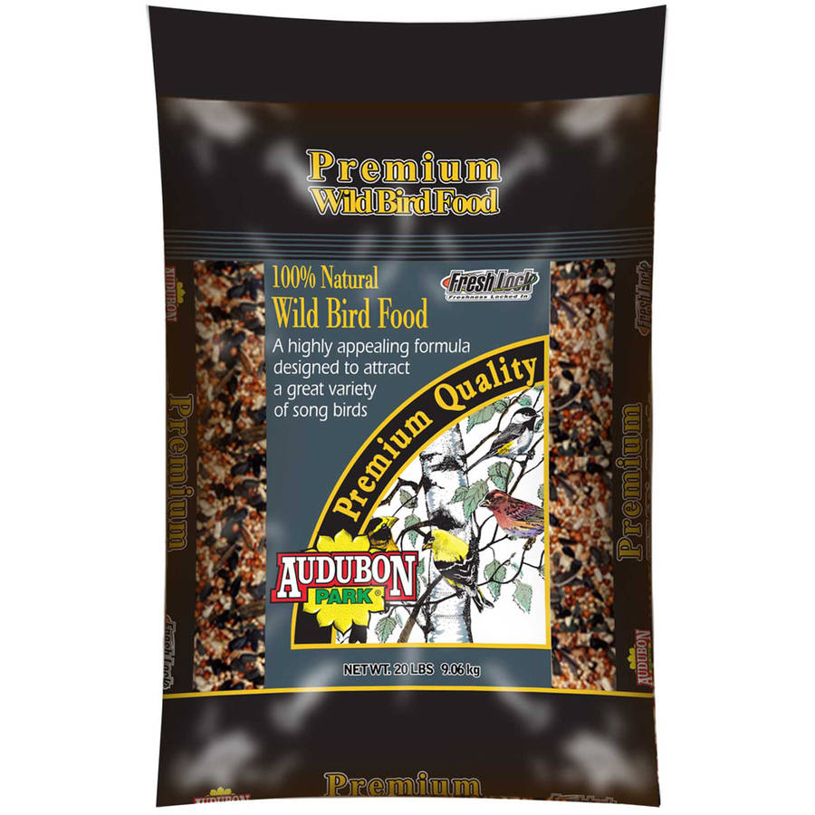 Audubon 12247 20 Lb Premium Wild Bird Food