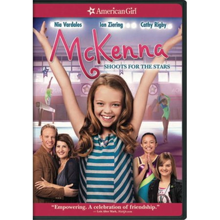 American Girl: McKenna Shoots for the Stars (DVD)