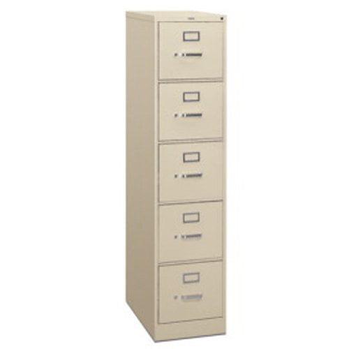 Drawer Vertical Filing Cabinet Legal Gray