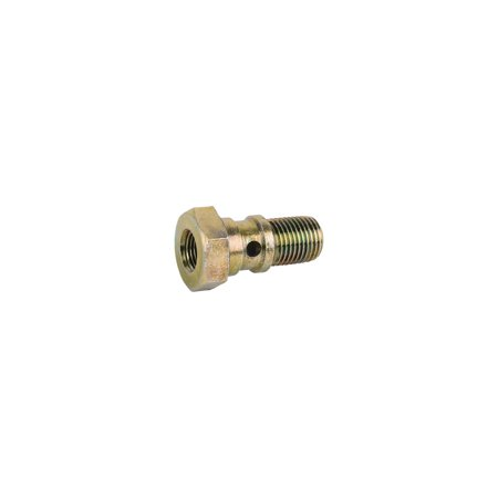 MACs Auto Parts Premier  Products 48-20077 Ford Pickup Truck Master Cylinder Inlet Bolt - With Squirt Hole - F1, F100, F2, F250, F3 & F350 Ford Truck Master Parts Catalog