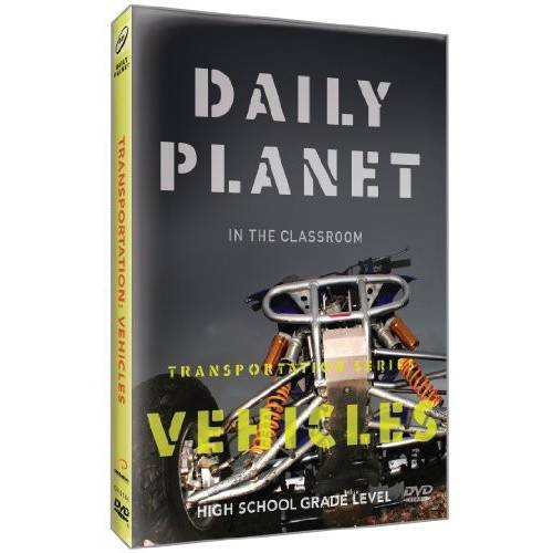 Daily Planet In The Classroom Transporation:Vehicles