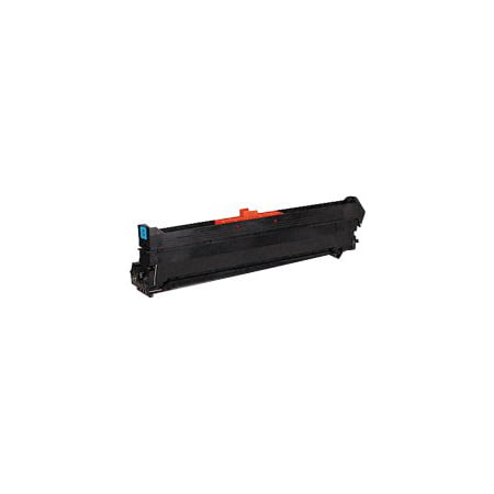 Genuine Okidata Cyan Drum - Compatible Okidata 42918103 (Type C7) toner drum - cyan