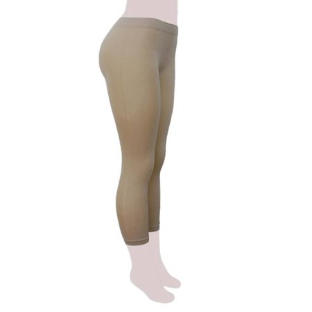 Women's Legging - Nude - Nude Hairy Women