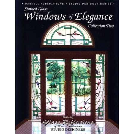 Stained Glass Windows of Elegance: Collection Two (Studio Designer) (Perfect (Designer Glasses Boots)