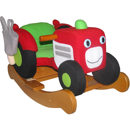 "Charm Company ""Timmy"" Tractor Rocker"