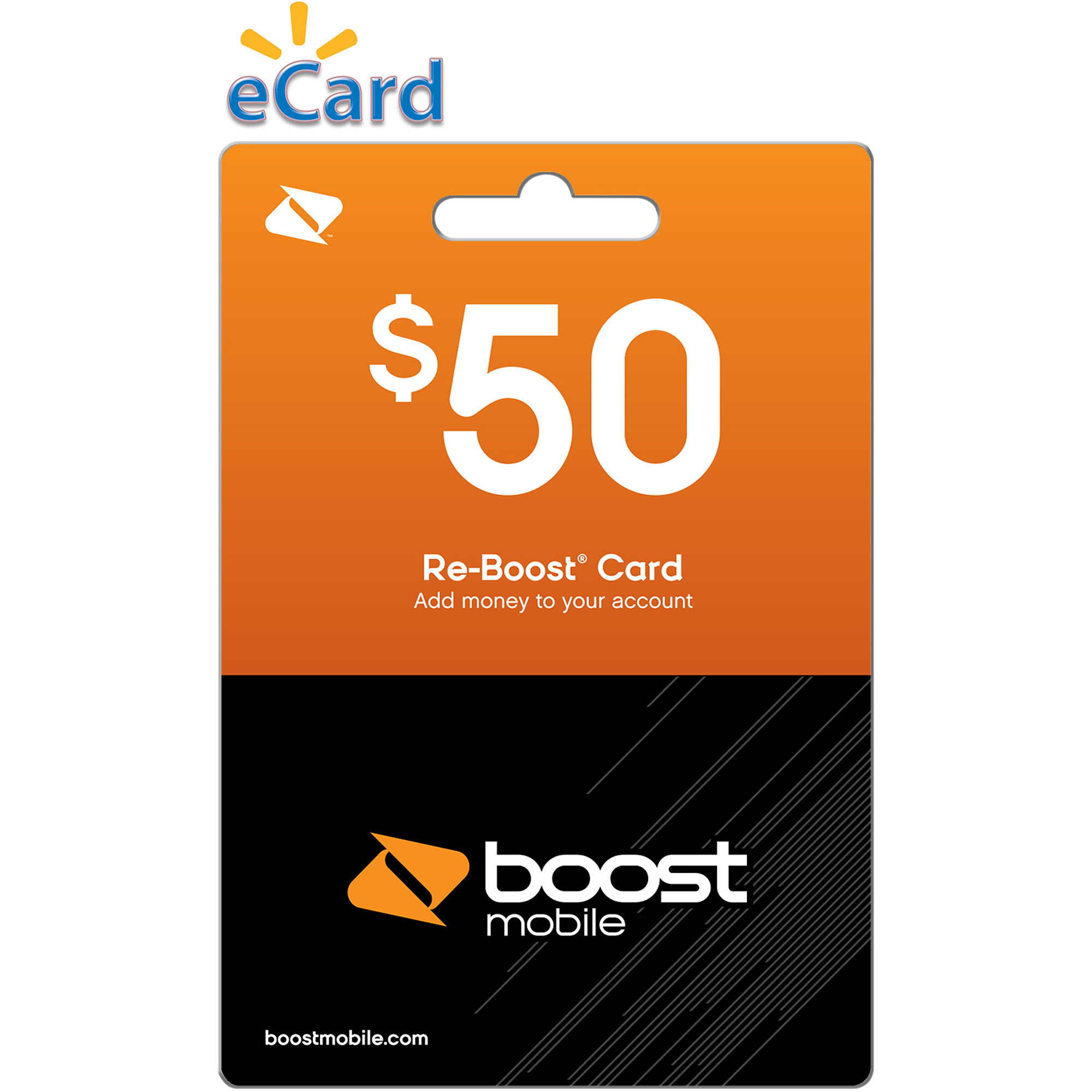 $50 Boost Web (Email Delivery)
