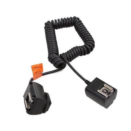 Godox TL-N 3M Off Camera Flash Speedlite TTL Shoe Cord for Nikon Camera
