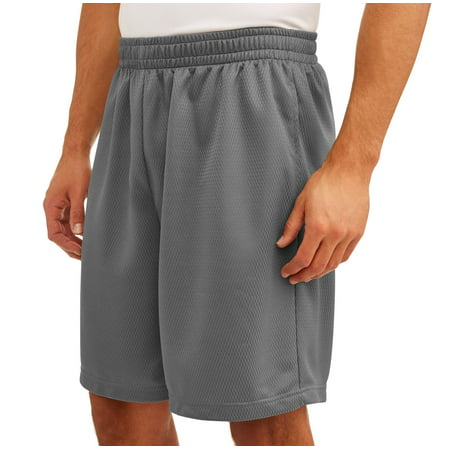Athletic Works Big Men's Dazzle Short (Short Gym Shorts For Men)