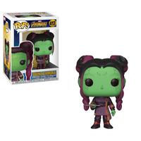 Funko POP Marvel: Infinity War S2- Young Gamora w/Dagger