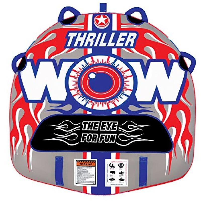 WOW World of Watersports, 11-1060 Thriller TowIle, 1 Person