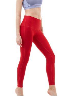da4318c7664441 Product Image Tesla FYP42 Women's High-Waisted Ultra-Stretch Tummy Control  Yoga Pants