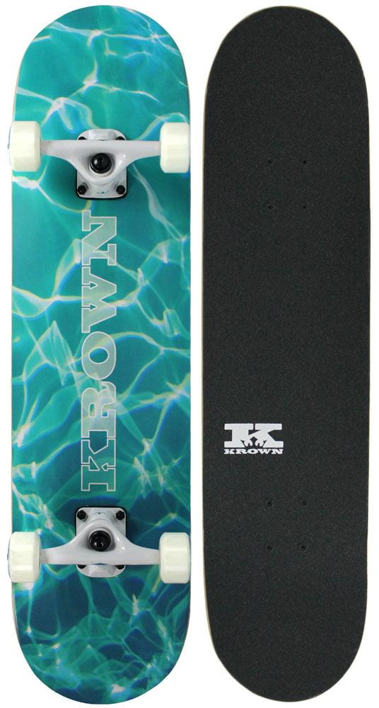Krown Skateboard Pro Aquatic Complete by Krown
