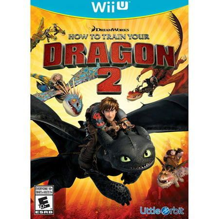 How to train your dragon 2 the video game wii u walmart how to train your dragon 2 the video game wii u ccuart Choice Image