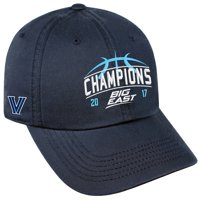 Villanova Wildcats Top of the World 2017 Big East Men's Basketball Tournament Champions Crew Adjustable Hat - Navy - OSFA
