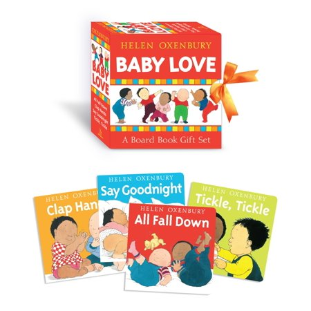 Baby Love All Fall Down Clap Hands Say G (Board Book)