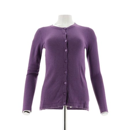 Linea Louis Dell'Olio Knit Silk Cashmere Cardigan A238520