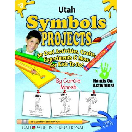 Utah Symbols Projects - 30 Cool Activities, Crafts, Experiments & More for Kids