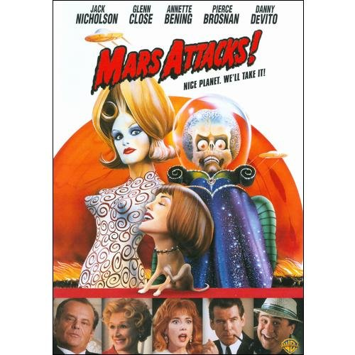 Mars Attacks (Widescreen)