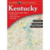Kentucky - Delorme 2nd: 9780899333403