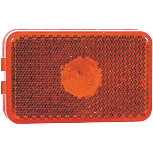 TRUCK LITE CO INC 14200R Clearance/Marker,Rectangle,Red