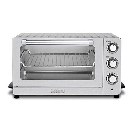 Cuisinart TOB-60NFR Toaster Oven Broiler with Convection (Certified Refurbished),