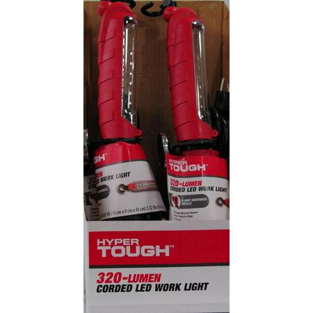 Hyper Tough Ht 320lmn Corded Led Work Light Brickseek