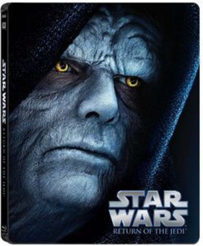 Star Wars: Episode VI: Return of the Jedi (Steelbook) (Blu-ray)
