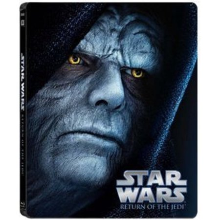 Star Wars: Episode VI: Return of the Jedi (Steelbook) (Blu-ray) - Halloween Wars Episode 1