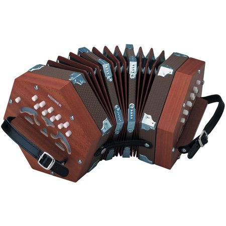 - Hohner D40 Concertina Accordion